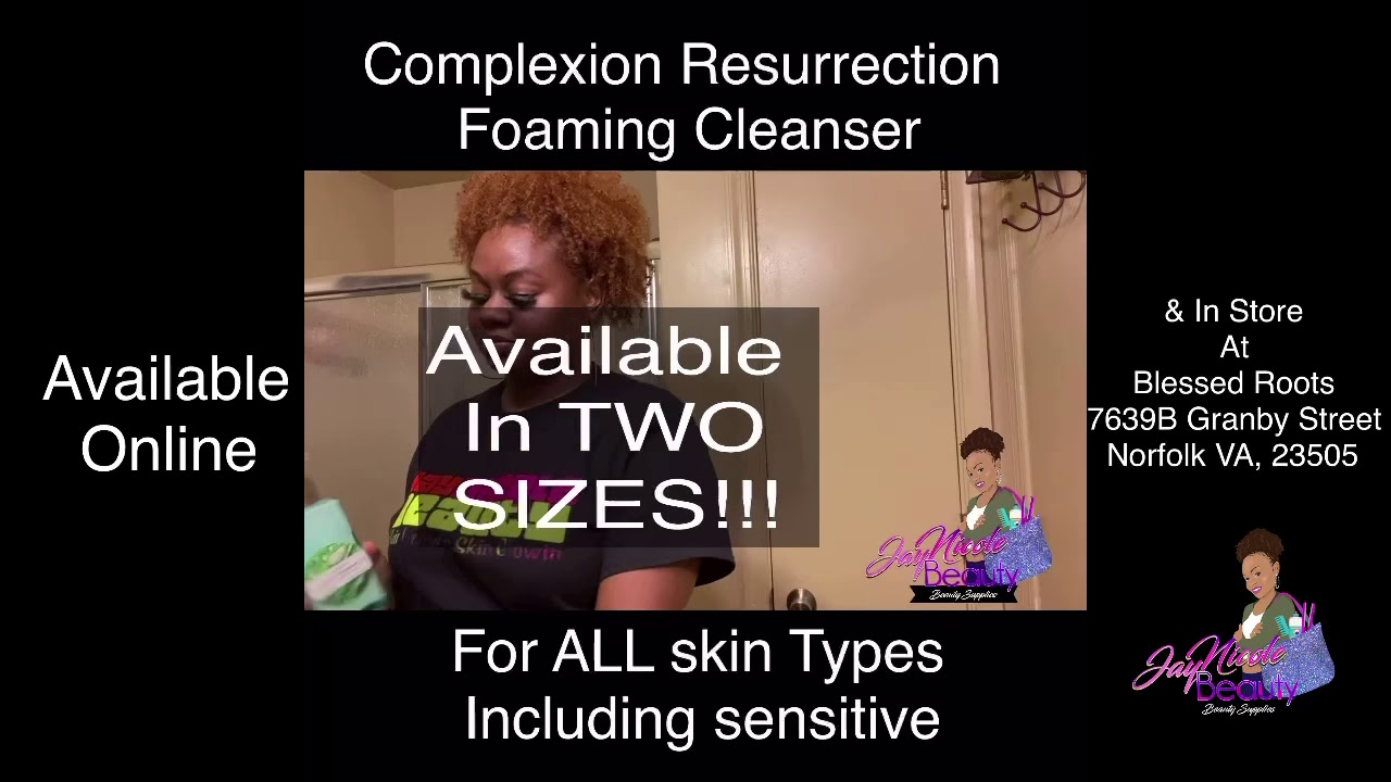 Complexion Resurrection Skin Glowin Trio