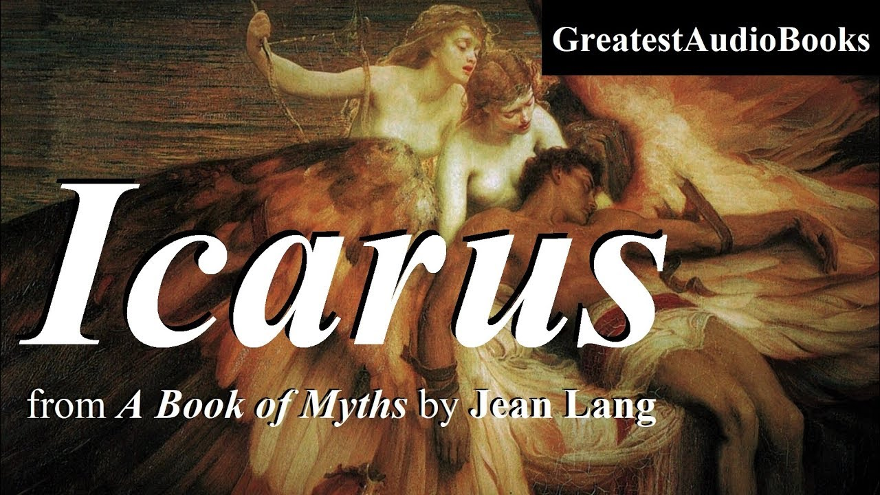 ☀️ ICARUS from The Book of Myths - FULL AudioBook 🎧📖 Greatest🌟AudioBooks