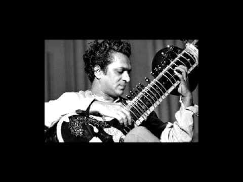 Pt, Ravi Shankar -Raag: Bhimpasasi (Gat in...