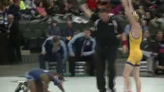 2014 Minnesota State Wrestling Highlights
