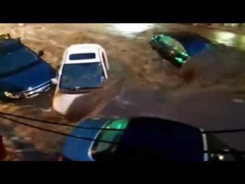 Flash floods submerge part of Ellicott City, Maryland