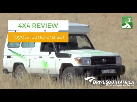 Toyota Land Cruiser Review 4x4 Pop Top Bush Camper