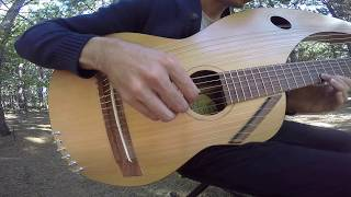The Sound Of Silence 18 String Harp Guitar Cover.mp3