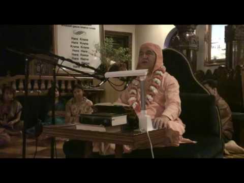 Lecture - Bhakti Sundar Goswami - Sunday Feast - BG 4.31