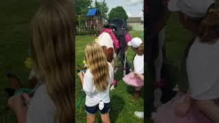Ella Rose Wilhoite's big surprise on her 5th birthday