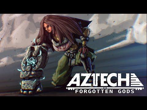 Aztech Forgotten Gods - Extended Gameplay Trailer