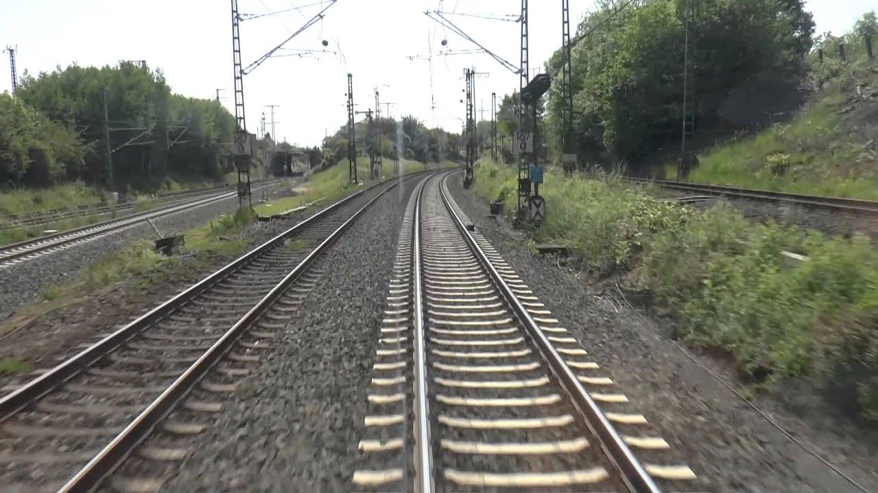 Zug Frankfurt Gießen