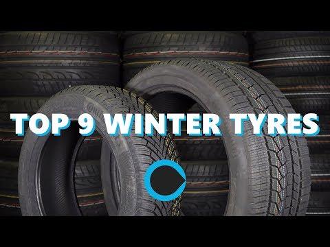 9 Of The Best Winter Tyres!