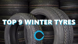 9 of the best winter tyres for 2018!