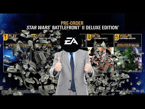 Battlefront 2 Is Either Grind To Win Or Pay To Win