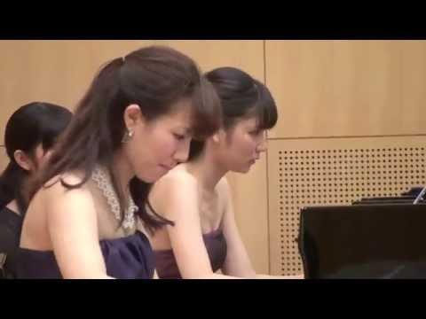 ラフマニノフ:組曲2番タランテラ(2台ピアノ) / Rachmaninov : Suite no. 2 for Two Pianos, IV. Tarantelle