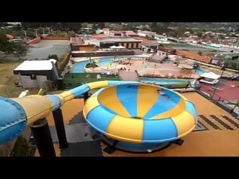 El Mejor Parque Acuático Planeta Azul en Gualaceo-Azuay y Parque Nacional \