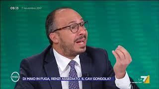 D'Attorre (MDP) a Faraone (PD): Non puoi dire a Grasso di non aver coraggio. La risposta: ...
