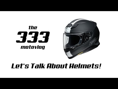 Let's Talk About Helmets!