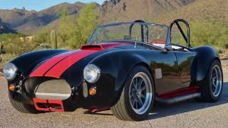 Rowdy 1965 Red & Black Cobra MK4