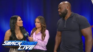 Apollo Crews calls out Andrade: SmackDown LIVE, June 11, 2019