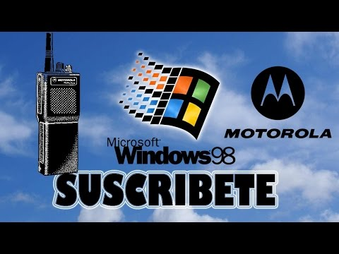Como Programar Radios Motorola P110 Y GP300 Parte 2