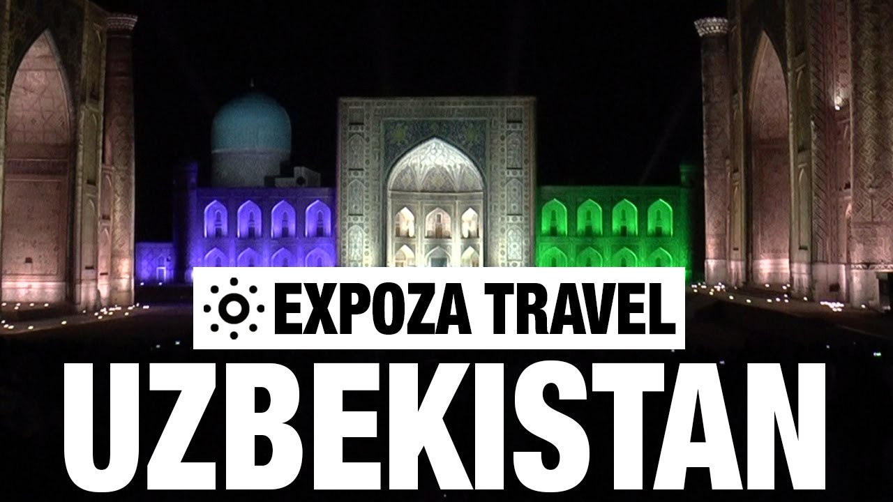 Uzbekistan (Asia) Vacation Travel Video Guide