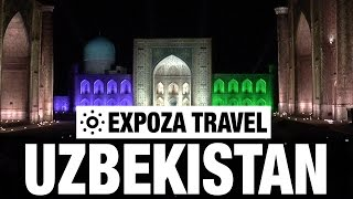 Uzbekistan (Asia) Vacation Travel Video Guide thumbnail