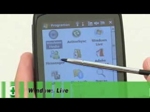 Smart phone HTC Touch 3G - BuscaPé Vídeos