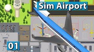 Sim Airport ► GADA baut den BER ► Der Flughafen Bau und Management Simulator #1