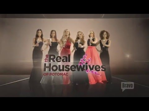 The Real Housewives of Potomac Season 1 Intro (with Ashley) HD