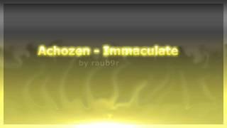 Achozen - Immaculate