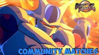 Twitch Community Match Highlights Return! Dragon Ball FighterZ PS4