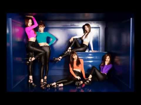 EXID - Up & Down (Instrumental Oficial)
