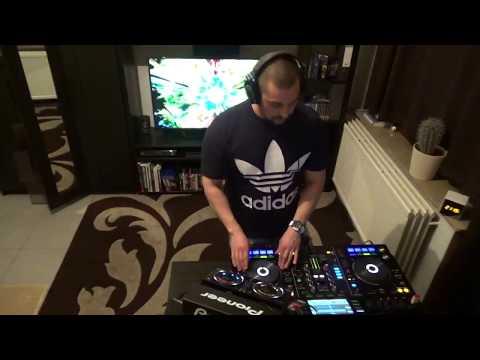 Alexander Smith (HU) Techno Live Set@21.10.2017 Pioneer XDJ-RX & RMX500