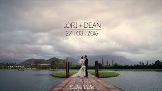 Lori + Dean  |  Emdon Video  |  La Paris