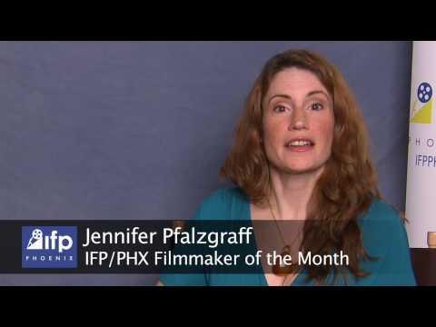 February, 2010 - IFP/PHX Member of the Month: Jennifer Pfalzgraff