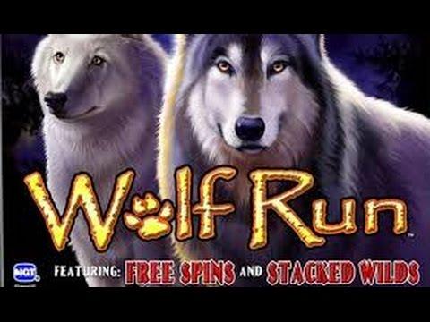 Wolf Run Slot Machine Big Win