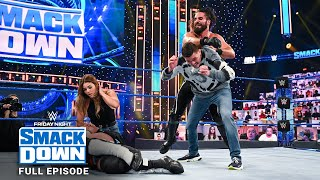 WWE SmackDown Full Episode, 23 October 2020