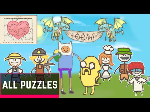 Draw a stickman epic 2 ALL PUZZLE COLLECTION [Saves Friend in Boss Episode 8] - Finn and Jake