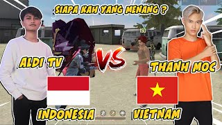 DI TANTANG BY ONE AWM SAMA ORANG VIETNAM !! ALDI TV VS THAN MOC !
