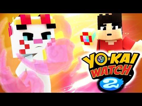 Minecraft Yo-Kai Watch 2 ► KOMASHURA FIGHT! #3 (Minecraft Yokai Watch Roleplay)