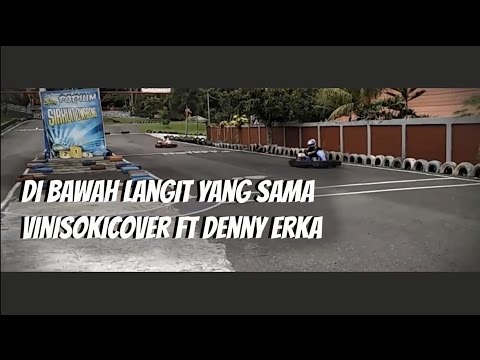 [music vlog] - Serunya liburan || dibawah langit yang sama ost boboiboy cover by vinisokicover