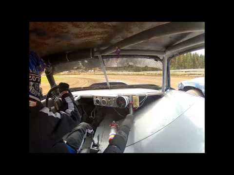 Eagle Track Raceway Mike Roberts Trophy Dash May 26, 2013