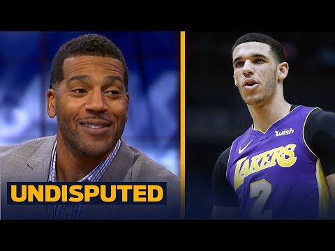 Jim Jackson on what the addition of Rajon Rondo means for Lonzo with Lakers | NBA | UNDISPUTED
