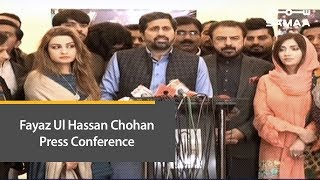 Fayaz Ul Hassan Chohan Press Conference | 5 February 2019