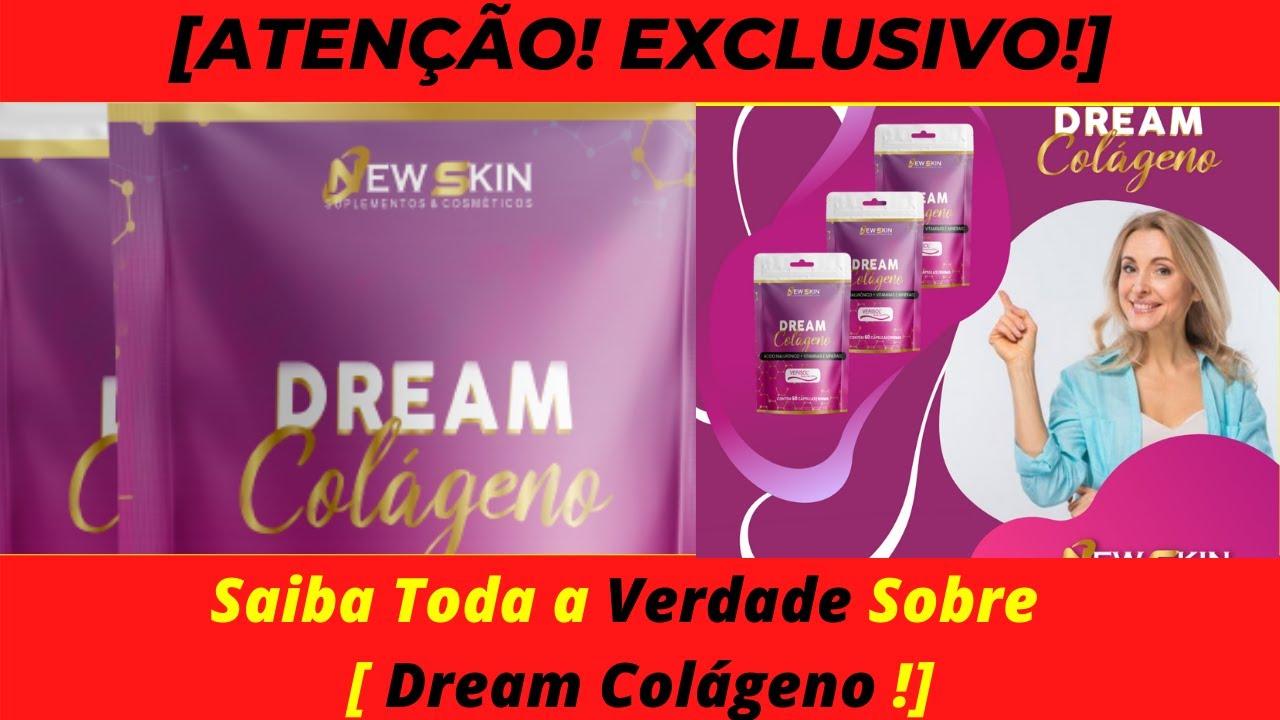 dream colágeno site oficial