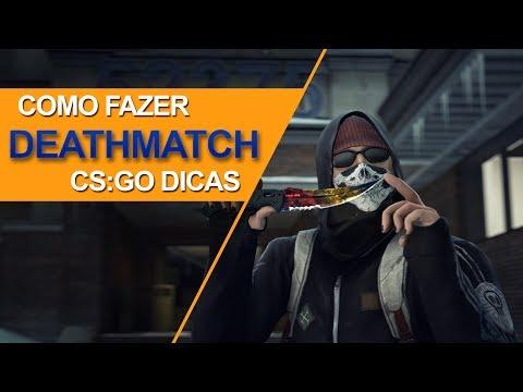 CS:GO: COMO JOGAR DEATHMATCH (MATA-MATA) - DICAS ‹ VINOK4 › #3