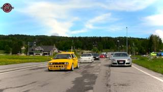 2° Rally città di Maniago - Racing Tour VOL. 2 - Partenza da Piancavallo