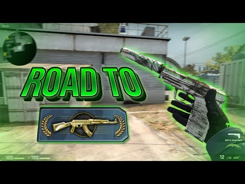 CSGO - Road to Master Guardian #1 : 10 - 15 Comeback!