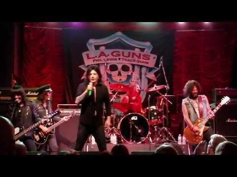 LA Guns - Live at  Rock N Skull 10...