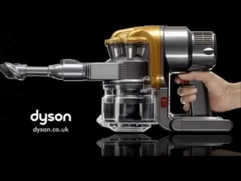 Dyson Hand Held Vacuum Cleaner Tv Commercial