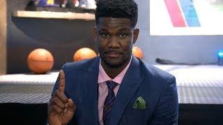 Deandre Ayton Interview | 2018 NBA Draft