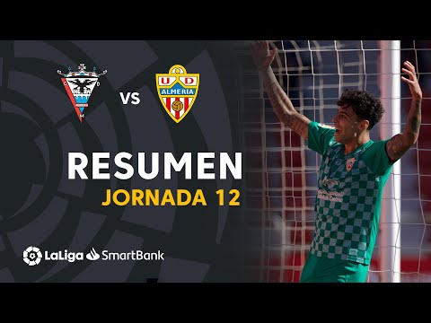 Mirandes Almeria Goals And Highlights