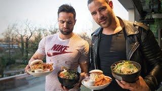 Fast Food für Muskeln - Goeerki Vlog